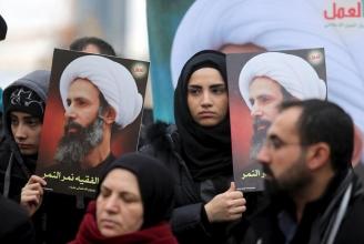 Kurz nach der Hinrichtung zogen Protestmärsche los