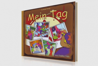«Mein Tag» - Kinderbuch von Janine Yala
