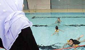 Schwimmen_Hijab_