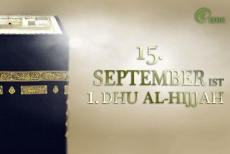 Dieses Jahr fällt der 1. Dhul Hijja auf den 15. September