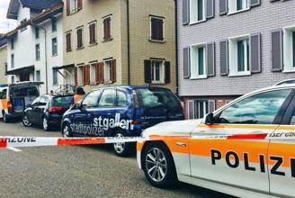 Polizeieinsatz in St. Gallen