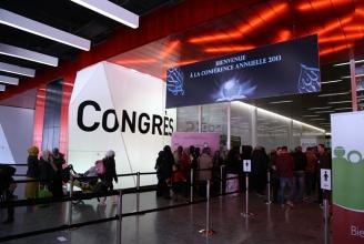 2000 Besucherinnen und Besucher im Palexpo in Genf