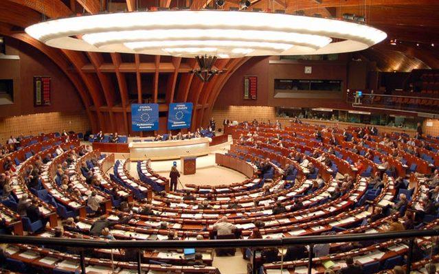 Europarat_Plenum