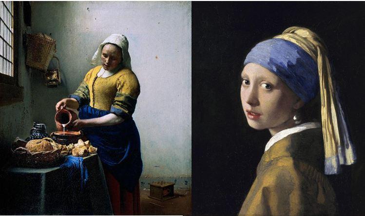 Vermeer-Bilder-Hijab