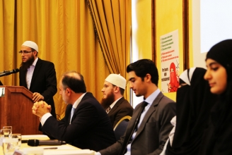 Pressekonferenz in Lugano gegen ein Schleierverbot