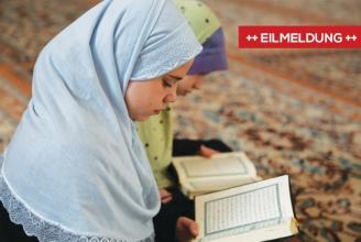 Hijab in der Schule erlaubt.