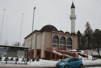 Das islamischen Kulturzentrums von Botkyrka
