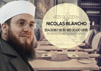 «Eis go zieh» mit Nicolas Blancho in Zürich