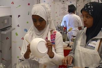 Kochen tun Muslime auch im Ramadan