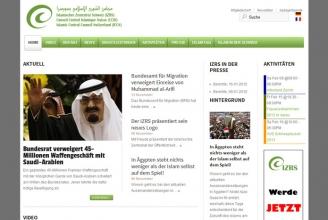 Die neue Webseite des IZRS